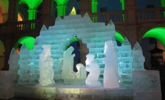Kalėdinės nuotaikos Štyrijos sostinėje