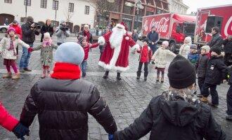 Kalėdų karavanas pradeda kelionę