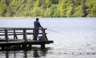 Rojus žvejams virsta realybe