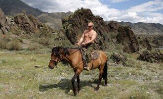 V.Putinas Sibire
