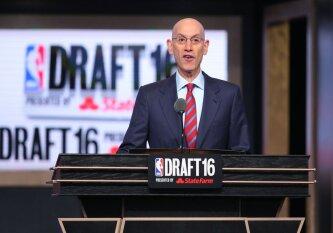 NBA paskelbtas sąrašas pribloškė: paraiškas dalyvauti naujokų biržoje pateikė net devyni Lietuvos krepšininkai