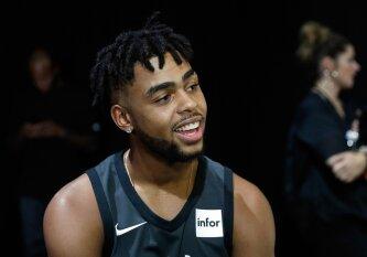 """Perspektyvūs žaidėjai ir patrauklus krepšinis – """"Nets"""" bando atsispirti nuo lygos dugno"""