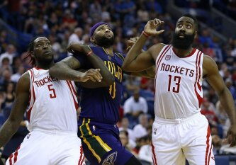 "D. Motiejūno keršto ir D. Cousinso debiuto istorijas užgožė ""Rockets"" puolimo banga"