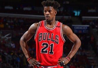 """Užgožė NBA naujokų biržą: gluminantis """"Bulls"""" poelgis – įžeidimų lydimas """"apiplėšimas"""""""