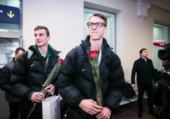 Netikėta: NBA naujokų biržoje dalyvauti nusprendė ir du lietuviai