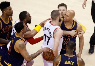 """""""Cavaliers"""" išsiuntė R. Jeffersoną į Atlantą"""