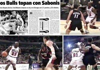 Pergalė, kuria Sabas didžiuojasi iki šiol: kaip po jo kojomis krito pats M. Jordanas ir pasaulio spauda