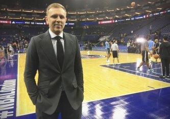"T. Balčėtis kyla karjeros laiptais ""Nuggets"" klube"