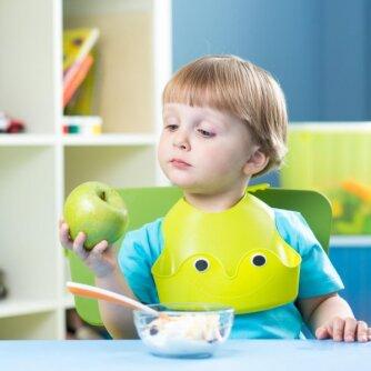 Dietologė pataria: 5 vaiko organizmui būtinos maisto produktų grupės