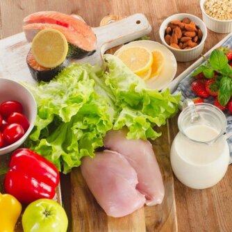 Mineralinės medžiagos maisto produktuose - kada jų stokojama, o kada būna per daug?