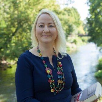 Rašytoja B. Jakučionytė: skaudu, kad pilnavertiškumo kaip moteris pasiekiau tik emigravusi