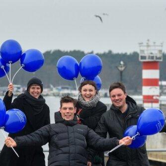 Mikė Pūkuotukas ir jo draugai įsikurs Klaipėdoje