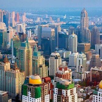Keliaukime. Tailando širdis – Bankokas