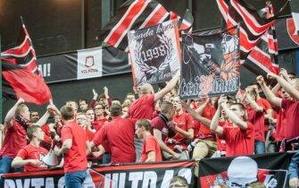 Lietuvos ryto fanai