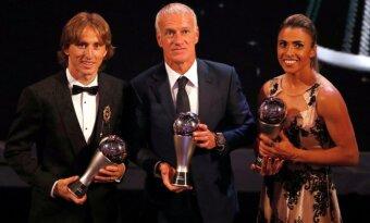 FIFA 2018 metų geriausių futbolininkų apdovanojimai