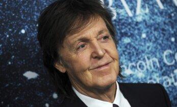 Seras P. McCartney – turtingiausias 2015 m. muzikantas