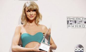 Los Andžele išdalinti Amerikos muzikos apdovanojimai