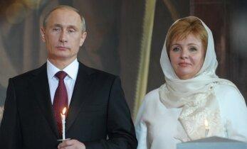 Č.Iškauskas. V.Putino šeima – informacijos vakuume