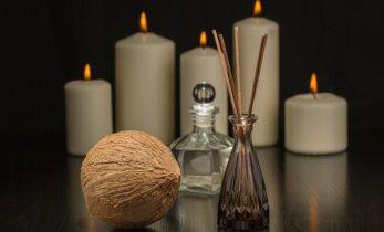 Kokie aromatai tinka šaltajam metų laikui