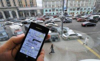 """""""Samsung"""" rado, kuo pakeisti """"Google Maps"""""""