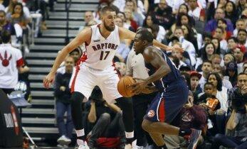 J. Valančiūnas puikiai pradėjo NBA naują sezoną