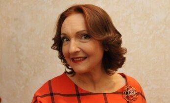 Aktorė A. Baukutė: subrendus prabunda noras įsimylėti