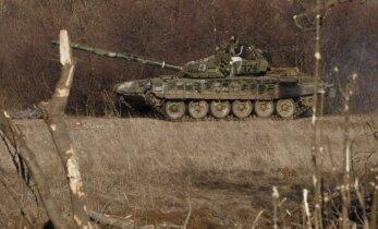 Kijevas pranešė apie naujus bombardavimus
