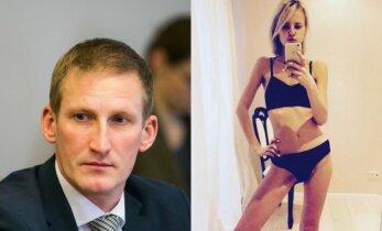 Viceministro žmona Evita Jonauskė siekia tapti KK2 vedėja: neigiami komentarai žeidžia ne mane, o mano artimuosius