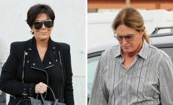 K. Jenner oficialiai išsiskyrė su savo vyru
