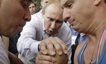 JAV politologas: V. Putinas turi dvi pasirinkimo galimybes