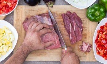 Rusija stabdo mėsos importą iš Moldovos