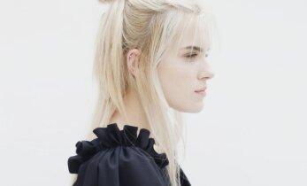 Naujoje kolekcijoje - laisvi, lengvai nešiojami, bet moteriški siluetai su intriguojančiomis detalėmis