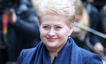 D. Grybauskaitė: ekonomikai skatinti reikia veiksmingų priemonių