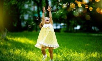 Genai ar auklėjimas lemia, koks bus vaikas?