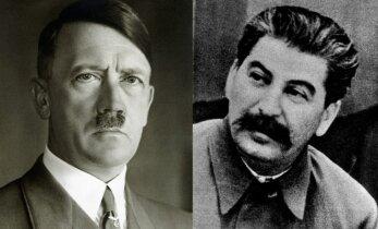 Č. Iškauskas. Kaip Hitlerio ir Stalino meilė baigėsi išdavyste
