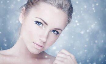 Šios žiemos karščiausia tendencija – balta, porcelianinė oda