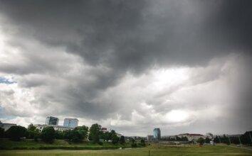 Orai: prireiks skėčių ir kantrybės