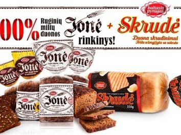 "Duona ""Jonė"""