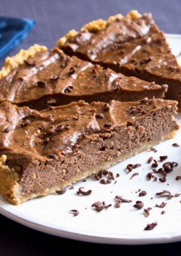 Jogurtinis šokolado pyragas