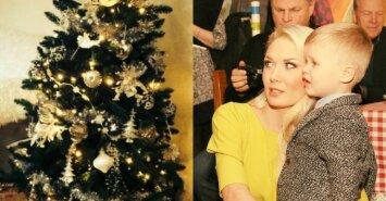 Natalijos Bunkės kalėdinė eglutė