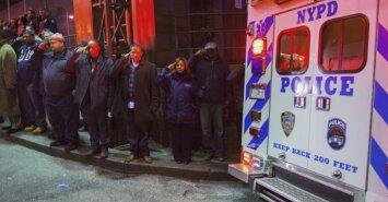 Niujorke nušauti du policijos pareigūnai