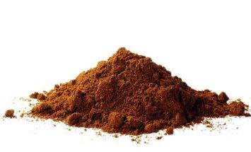 Kavos tirščiai: ne tik burtams