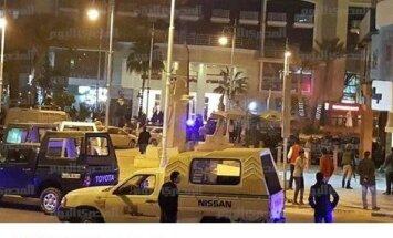 Išpuolis Egipto Hurgados kurorto viešbutyje