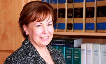 Advokatė Dalia Foigt-Norvaišienė