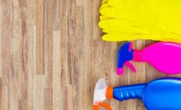 Kilimų ir grindų generalinis valymas: keli sumanūs patarimai