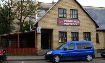 Seren turkiška virtuvė