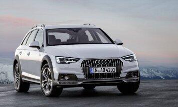 Audi pardavimai kovą ūgtelėjo dešimtadaliu