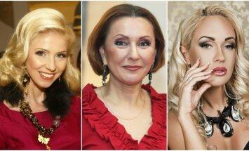 Inga Stumbrienė, Vaiva Budraitytė ir Oksana Pikul-Jasaitienė