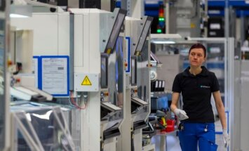Daimler AG antrinės įmonės baterijų gamykla