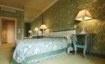 Jaukią atmosferą namuose sukurs vintažiniai tapetai